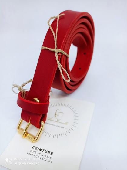 rouge cerise dorée